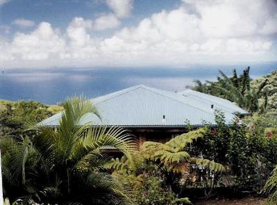Luana Ola Cottages with amazing ocean views, Honokaa, Hawaii, Romantic