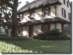 O'Flaherty's Dingeldein House Bed & Breakfast, Lancaster, Pennsylvania