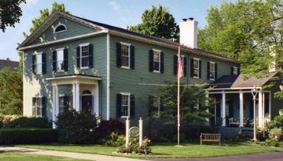 Bed and Breakfast at Oliver Phelps, Canandaigua, New York