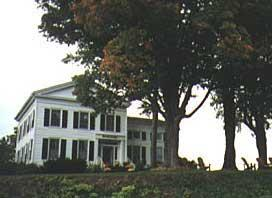 Merritt Hill Manor Bed & Breakfast, Penn Yan, New York