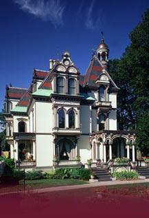 Batcheller Mansion Inn, Saratoga Springs, New York