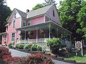 The Rose & Thistle Bed & Breakfast, Cooperstown, New York