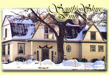 South Shire Inn, Bennington, Vermont, Romantic