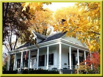 Caldwell House Bed and Breakfast, Salisbury Mills, New York, Romantic