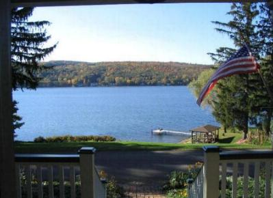 Finton's Landing Bed & Breakfast on Keuka Lake, Penn Yan, New York