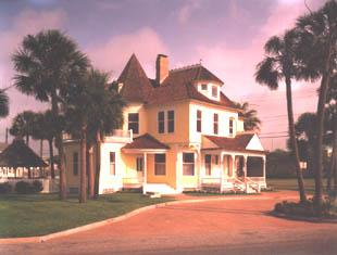 Hoopes' House, Rockport, Texas