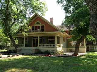 Iron Horse Inn B&B and Cottages, Granbury, Texas, Romantic