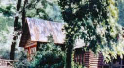 Ethridge Farm Log Cabin Bed and Breakfast, Kountze, Texas