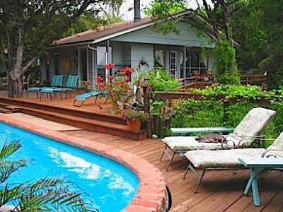 Casa del Sol Bed & Breakfast at Lake Travis, Austin, Texas