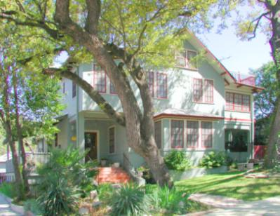 Ruckman Haus Bed & Breakfast, San Antonio, Texas