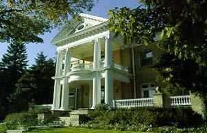 Cartier Mansion Bed & Breakfast/Conference Center, Ludington, Michigan