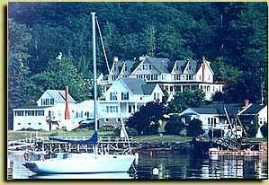 Five Gables Inn, Boothbay Harbor, Maine