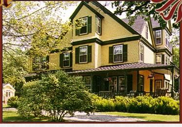 Manor House Inn, Bar Harbor, Maine