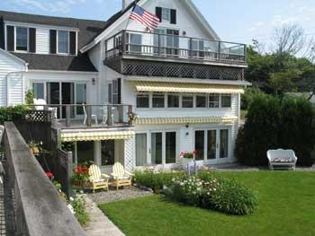 Cranberry Hill Inn, Southwest Harbor, Maine, Romantic