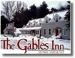 The Gables Inn Bed & Breakfast, Stowe, Vermont