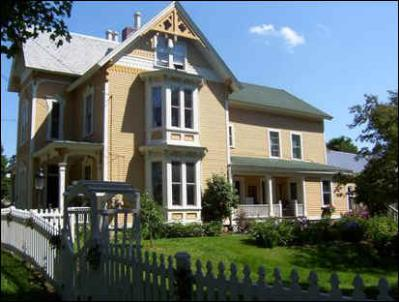Back Inn Time Bed & Breakfast Inn, Saint Albans, Vermont