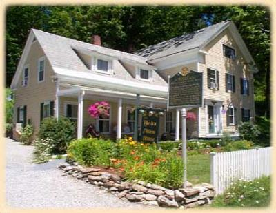 The Ira Allen House Bed & Breakfast, Sunderland, Vermont