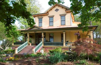 A Hill House Bed & Breakfast, Asheville, North Carolina