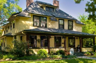 Carolina Bed & Breakfast, Asheville, North Carolina, Romantic