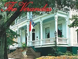 The Verandas Bed & Breakfast, Wilmington, North Carolina