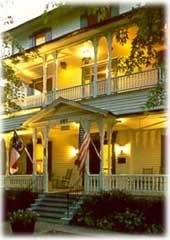 1898 Waverly Inn, Hendersonville, North Carolina, Pet Friendly, Romantic