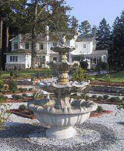 Pinebrook Manor Bed and Breakfast Inn, Hendersonville, North Carolina