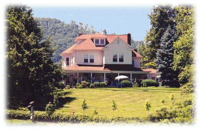 Prospect Hill - A Victorian Bed & Breakfast, Waynesville, North Carolina