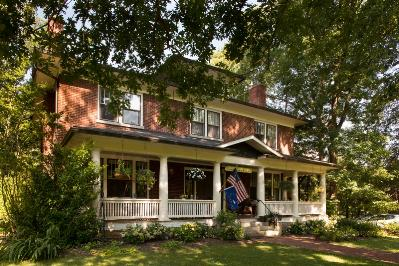 Sweet Biscuit Inn, Asheville, North Carolina, Romantic