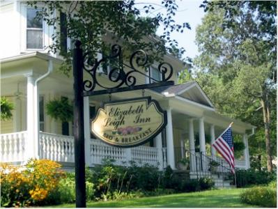 Elizabeth Leigh Inn Bed & Breakfast, Hendersonville, North Carolina