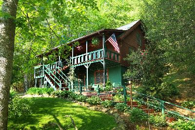 Valle Crucis Bed & Breakfast, Valle Crucis, North Carolina