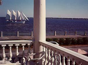 Palmer Home View, Charleston, South Carolina