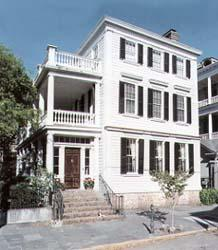 Thomas Lamboll House, Charleston, South Carolina