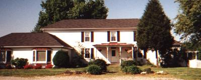 The Bed and Breakfast at Peace Hill, Charles City, Virginia