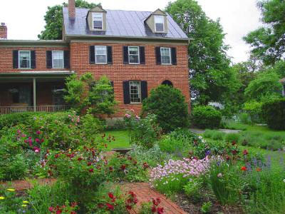 The Jackson Rose Bed & Breakfast, Harpers Ferry, West Virginia