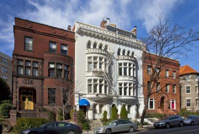 a Washington DC Bed and Breakfast , Washington, Washington DC, Romantic
