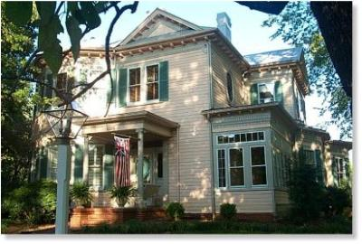 Charles Bass House Bed & Breakfast, South Boston, Virginia