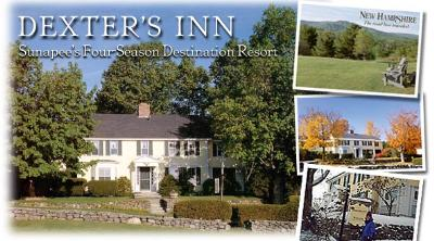 Dexter's Inn, Sunapee, New Hampshire, Pet Friendly