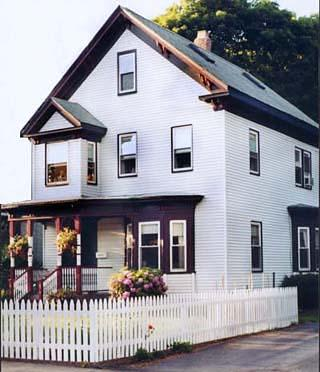 Morrison House Bed & Breakfast, Somerville, Massachusetts