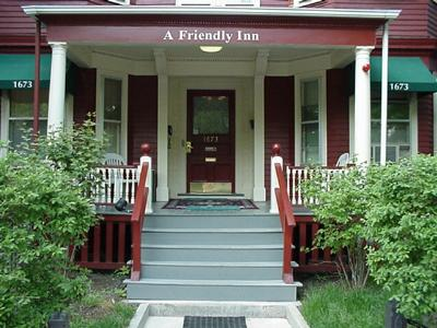 A Friendly Inn at Harvard, Cambridge, Massachusetts