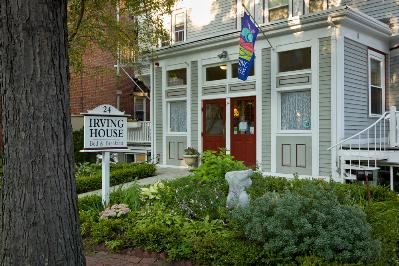 Irving House at Harvard, Cambridge, Massachusetts