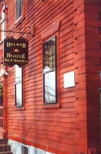 Hearth House Bed & Breakfast, Bristol, Rhode Island