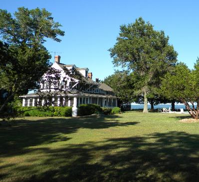 Black Walnut Point Inn, Tilghman Island, Maryland, Romantic