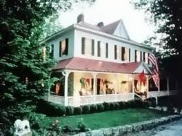 Edgeworth Inn, Monteagle, Tennessee