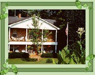 Persephone's Farm Retreat Bed & Breakfast, Sevierville, Tennessee