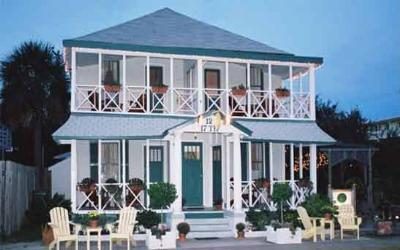 17th Street Inn, Tybee Island, Georgia