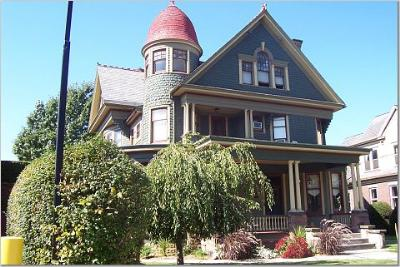 Barrister's End Bed and Breakfast, Wooster, Ohio