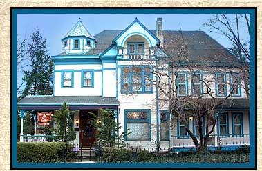 Harrison House Bed & Breakfast, Columbus, Ohio, Pet Friendly