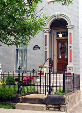 Gateway Bed & Breakfast, Newport, Kentucky