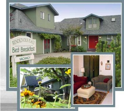 A Rendezvous Place Bed and Breakfast, Long Beach, Washington