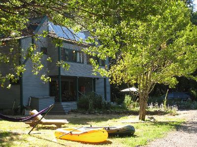 The chetco river inn vacation rentals brookings oregon inns for Cabin rentals brookings oregon